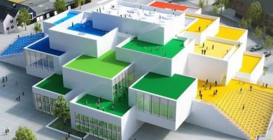 The LEGO House