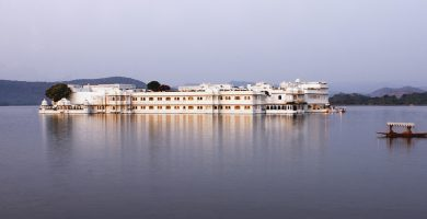 Taj Lake Palace Udaipur, Rajasthan, India
