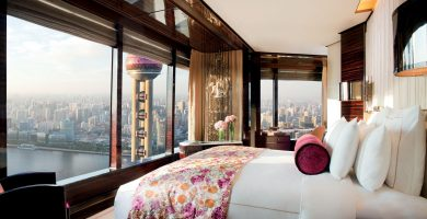The Ritz-Carlton Shanghai, Pudong Shanghai, China