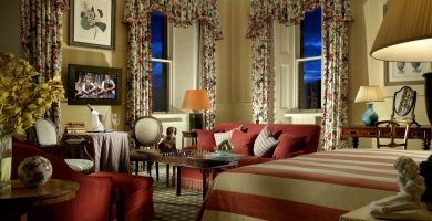 Inverlochy Castle Hotel Fort William, Highlands, Scotland